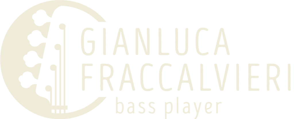 Gianluca Fraccalvieri bass player